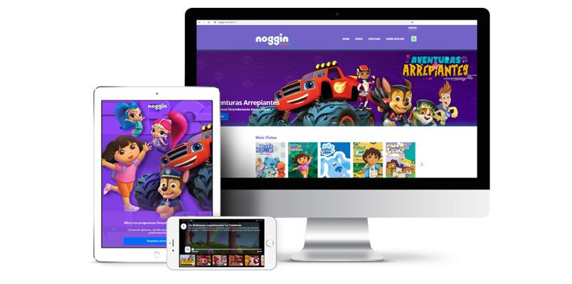 El contenido de Noggin ahora se puede disfrutar en Apple TV