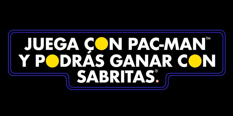 PAC-MAN Sabritas