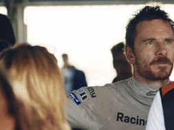 Porsche Michael Fassbender