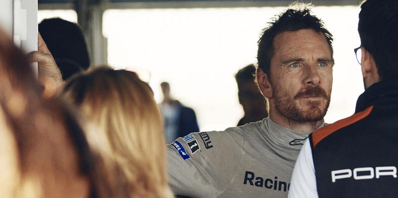 Michael Fassbender se prepara para correr en Le Mans Series
