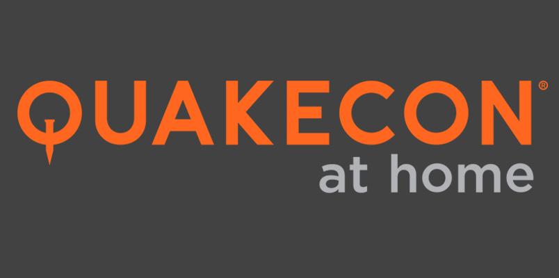 No te pierdas QuakeCon at Home del 7 al 9 de agosto de 2020