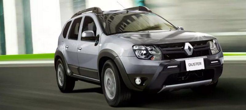 Renault Duster reapertura