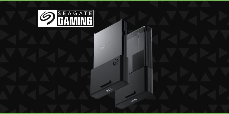 Seagate Xbox Series X