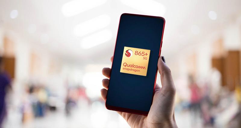 Snapdragon 865 Plus 5G especificaciones