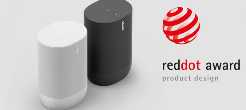 Sonos Move Red Dot 2020