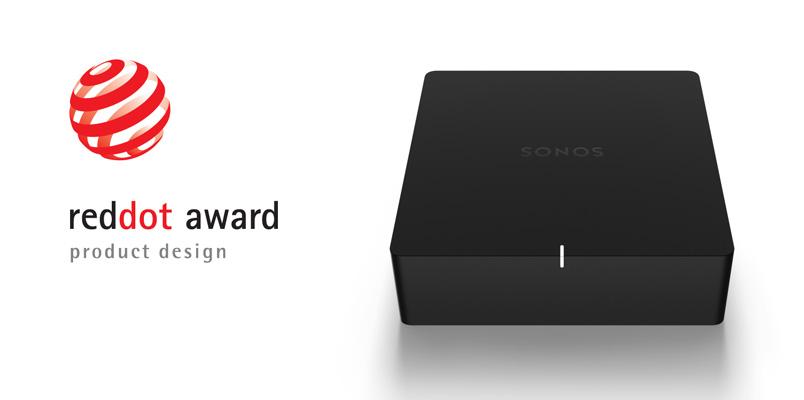 Sonos Port Red Dot 2020