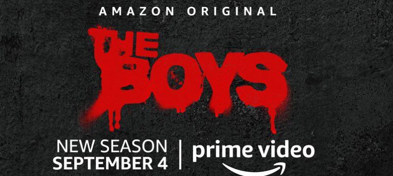 The Boys teaser T2