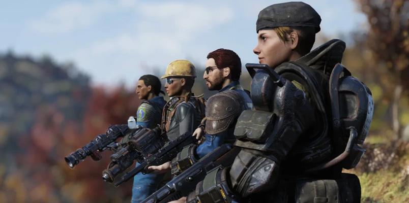 The Legendary Run, la primera Temporada en Fallout 76 ya está lista