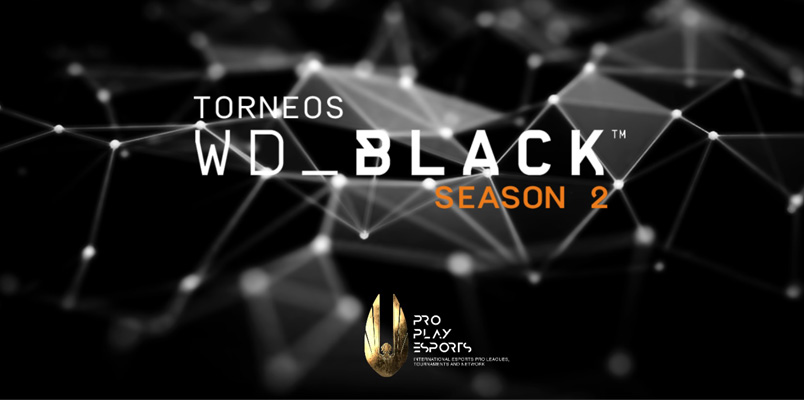 Regresan los Torneos WD_Black con Fortnite y Teamfight Tactics