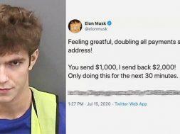 Twitter ataque Musk Graham Ivan Clark adolescente
