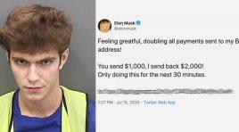 Detienen a un adolescente por secuestrar cuentas de famosos en Twitter