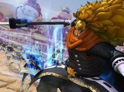 Vinsmoke Judge One Piece Pirate Warriors 4