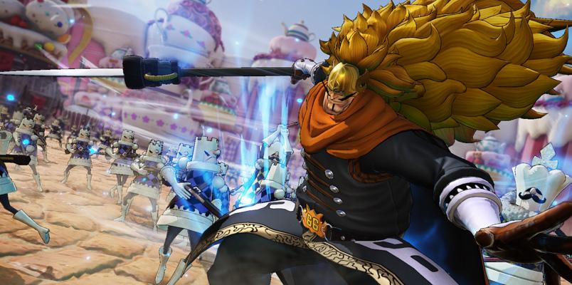 Vinsmoke Judge también estará en One Piece: Pirate Warriors 4