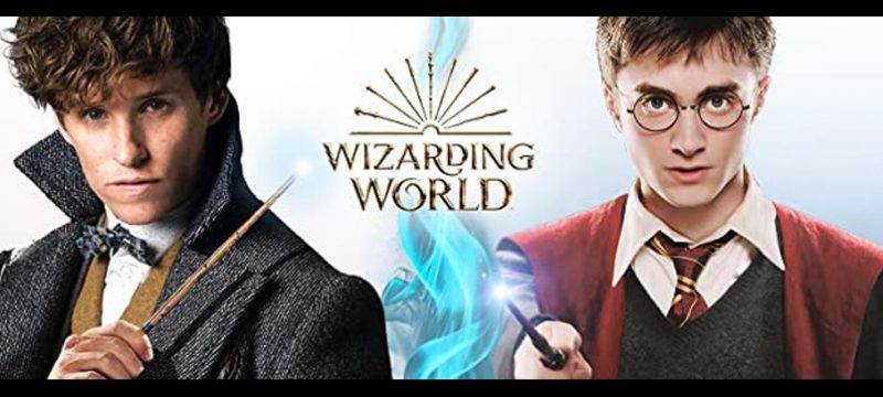 Wizarding World Amazon Mexico