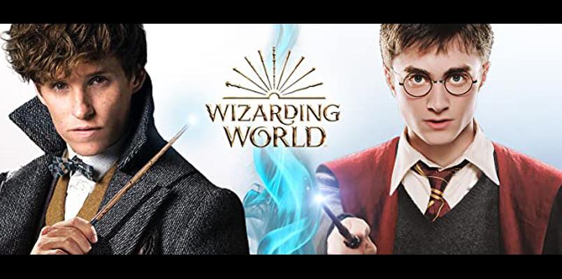 La tienda oficial de Harry Potter y Animales Fantásticos en Amazon