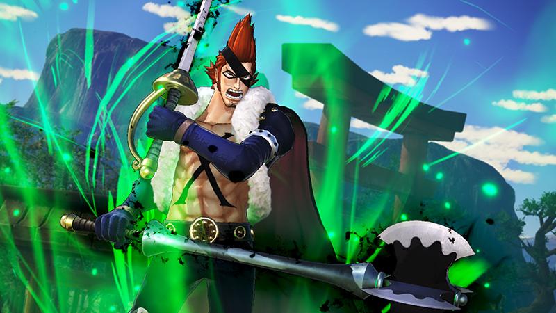 X Drake será de los nuevos personajes para One Piece: Pirate Warriors 4