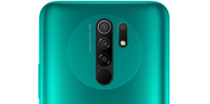 Xiaomi Redmi 9 camaras