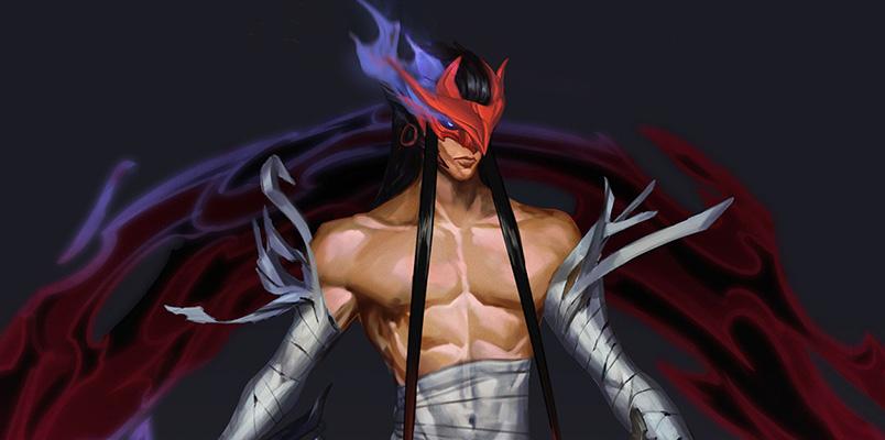 Yone llegará a League of Legend el próxmio 6 de agosto de 2020