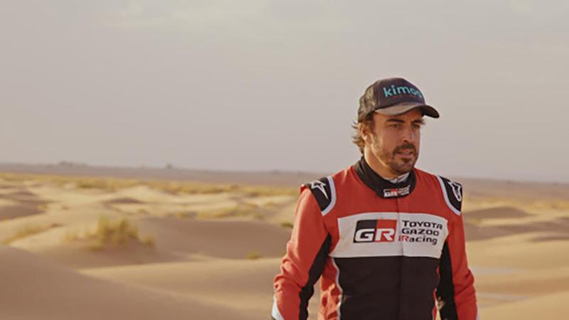 Alonso Prime Video