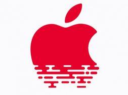 Apple Marina Bay Sands logo