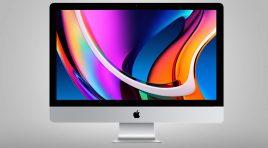 Apple actualiza la iMac de 27 pulgadas con SSD y pantalla Retina 5K