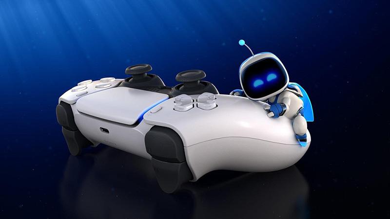 Astro DualSense PS5
