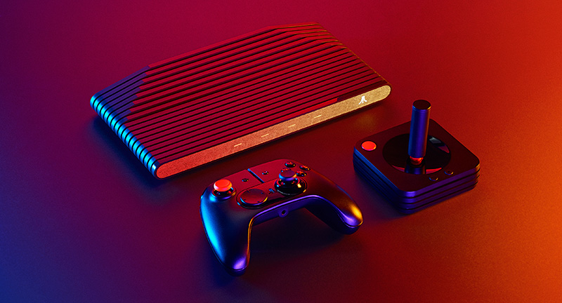 Atari VCS Bundle