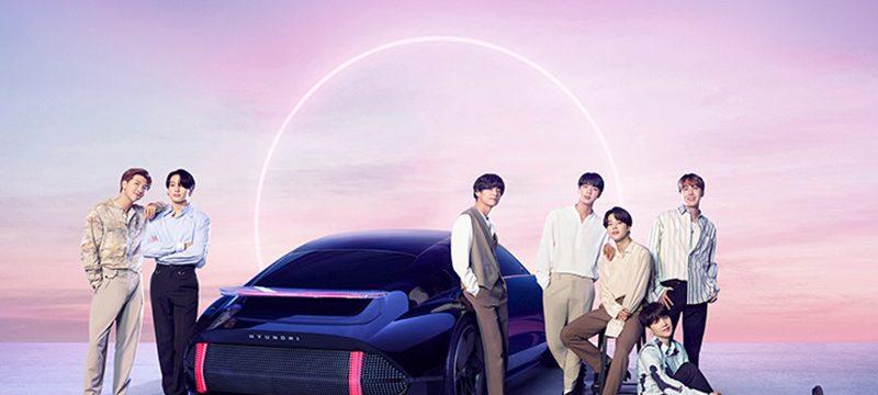 BTS x Hyundai