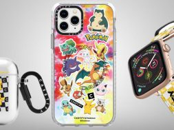 CASETiFY y The Pokemon Company 2020