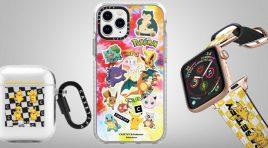 Así es la nueva colección de CASETiFY y The Pokémon Company
