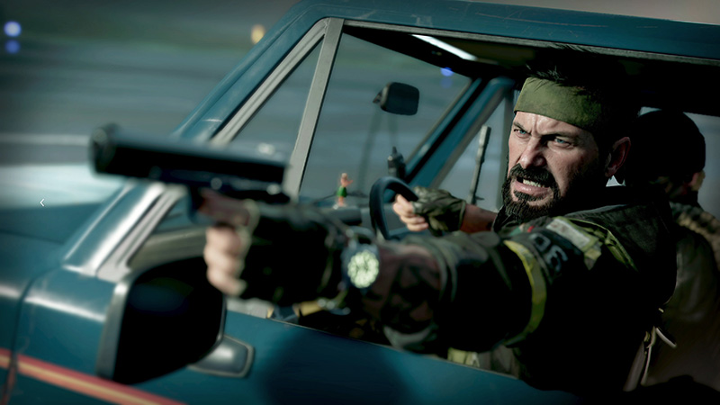 Call of Duty Black Ops Cold War campana