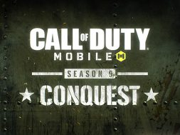 Call of Duty Mobile Temporada 9 Conquest intro