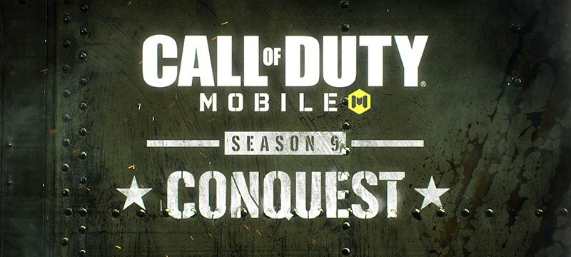 Call of Duty Mobile Temporada 9 Conquest intro