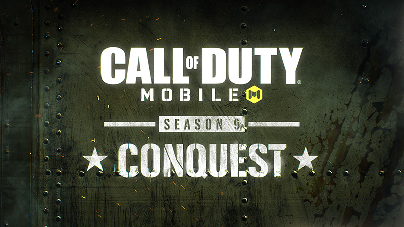El contenido de Conquest, la Temporada 9 de Call of Duty: Mobile