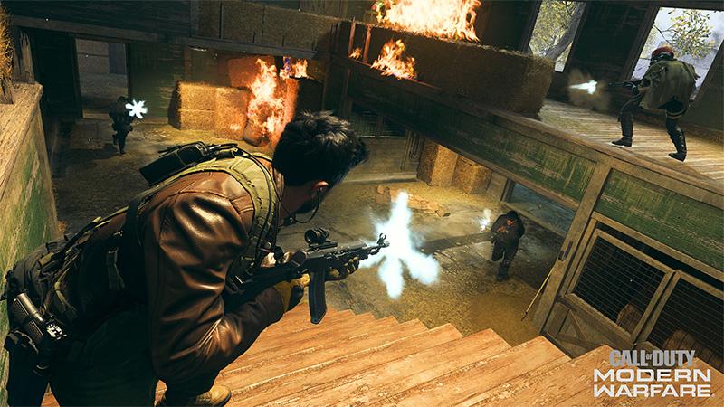 Call of Duty Modern Warfare Temporada Cinco Livestock