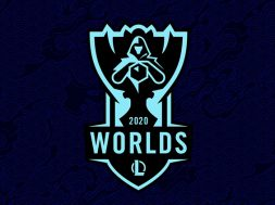 Campeonato Mundial de League of Legends Worlds 2020 logo