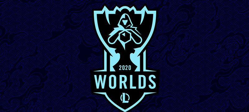 Campeonato Mundial de League of Legends Worlds 2020 logo