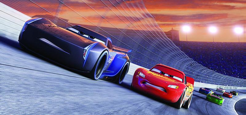 Cars Pixar Disney Plus