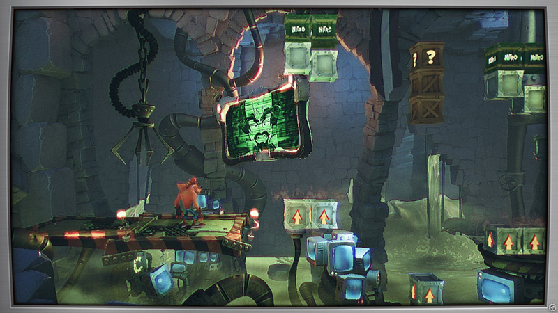 Crash Bandicoot 4 Its About Time Flashback