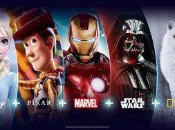 Disney Plus Mexico 2020 contenido