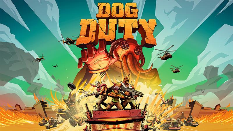 Dog Duty, el nuevo juego de SOEDESCO Studios es acción pura