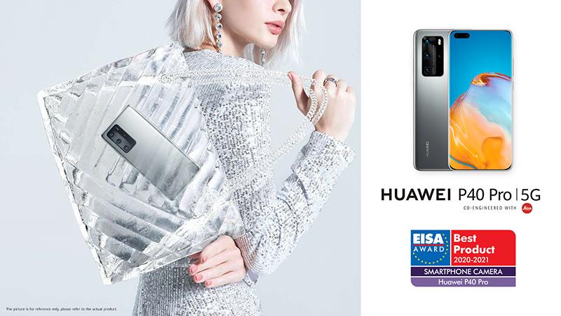 EISA Award Huawei P40 Pro
