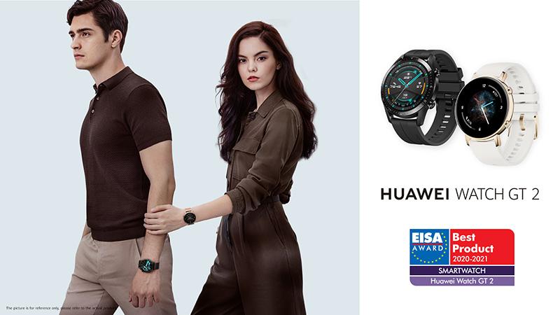 EISA Award Huawei Watch GT 2