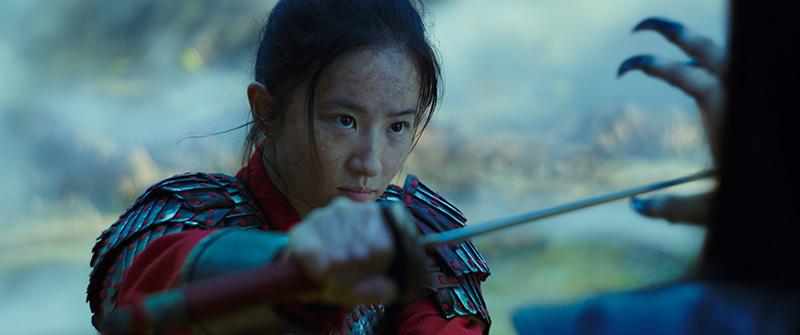 El Mejor Guerrero Mulan