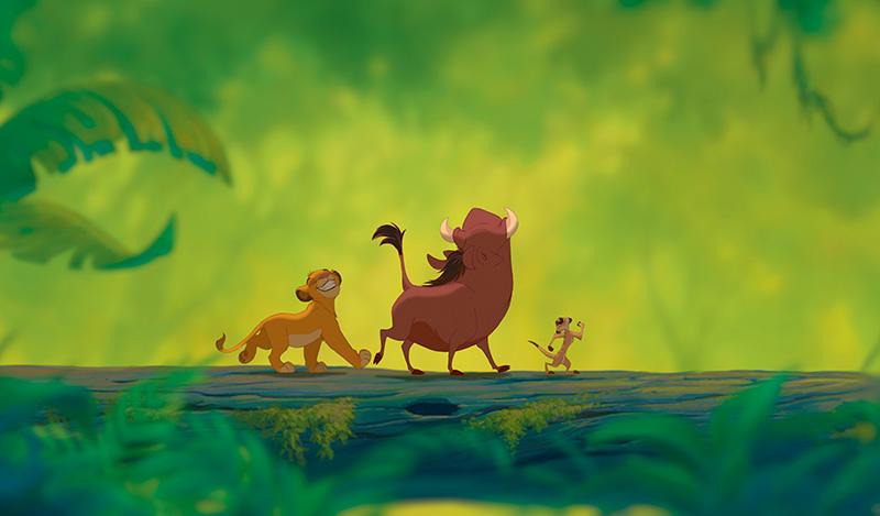 El Rey Leon Disney Plus