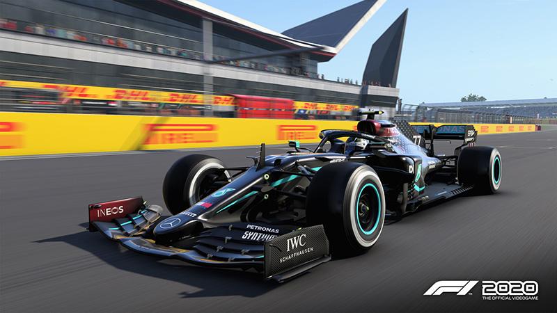 F1 2020 70 Aniversario