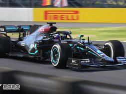 F1 2020 Silverstone vuleta rapida