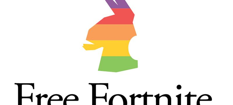 FREE FORTNITE logo