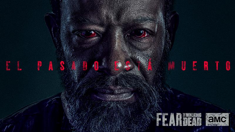 El nuevo póster de la sexta temporada de Fear The Walking Dead