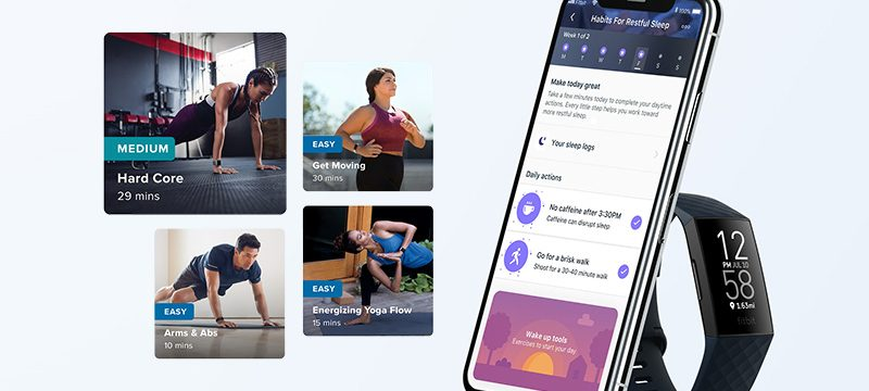 Fitbit Premium 500000 usuarios